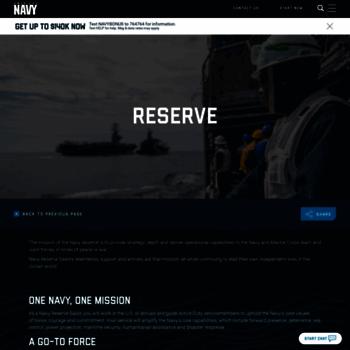 Navyreserve.com thumbnail
