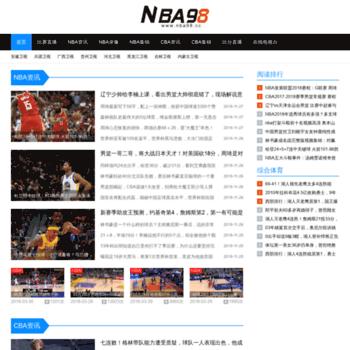 Nba98.cc thumbnail