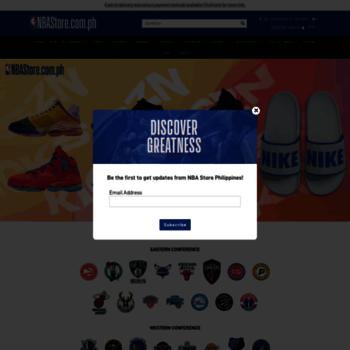 nbastore.com.ph at WI. NBA Gear at Store.NBA.com - The Official NBA ... 61c9b3c9b