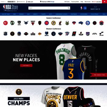 nbastore.com at WI. NBA Gear at Store.NBA.com - The Official NBA ... d0e70c1fd