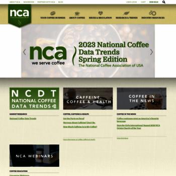 Ncausa.org thumbnail
