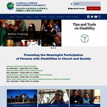 Ncpd.org thumbnail