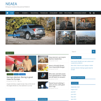 Neaeaofficial.com thumbnail