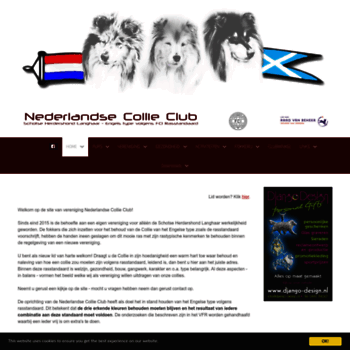 Nederlandsecollieclub.nl thumbnail