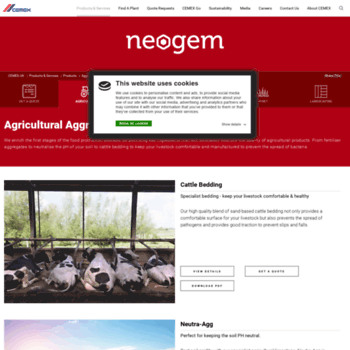 Neogem.co.uk thumbnail