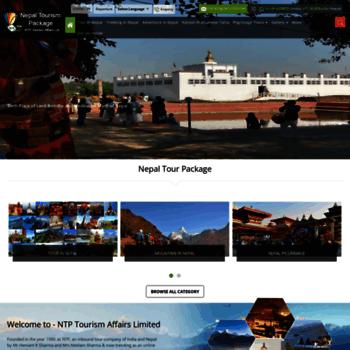 Nepaltourism.net thumbnail