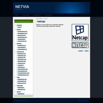Netcap.fi thumbnail