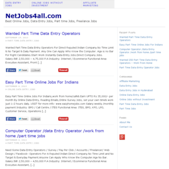 Netjobs4all.com thumbnail