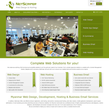 Netscriper.net thumbnail