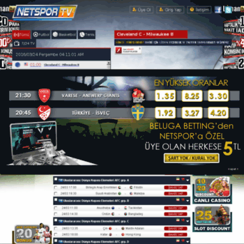Netspor3.tv thumbnail
