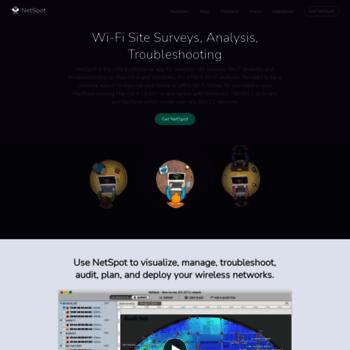 Free Wifi Site Survey Software