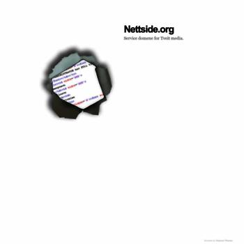 Nettside.org thumbnail