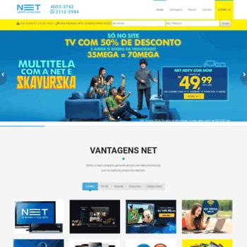 Netvirtua.tv.br thumbnail