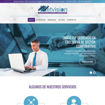 Netvision.com.py thumbnail