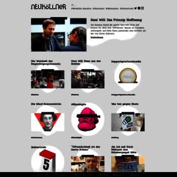 Neukoellner.net thumbnail