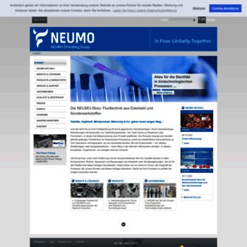 Neumo.de thumbnail