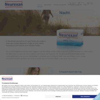 Neurexan.de thumbnail