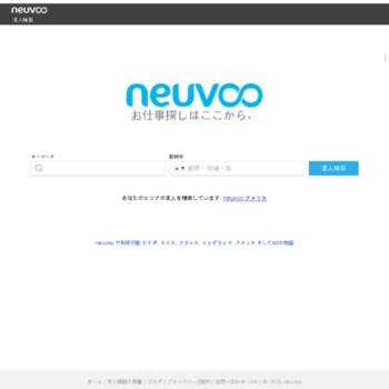 Neuvoo.jp thumbnail