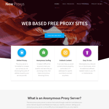 New-proxies.com thumbnail