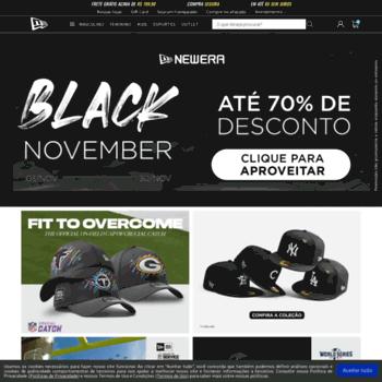 238ae1a0c1d neweracap.com.br at WI. Loja New Era Cap