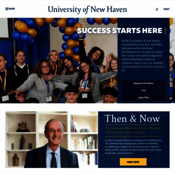 Newhaven.edu thumbnail