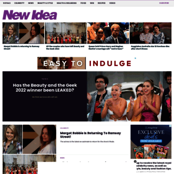 Newidea Com Au At Wi New Idea Magazine Celebrity News Gossip