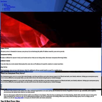Newproxys.com thumbnail
