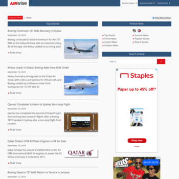 News.airwise.com thumbnail