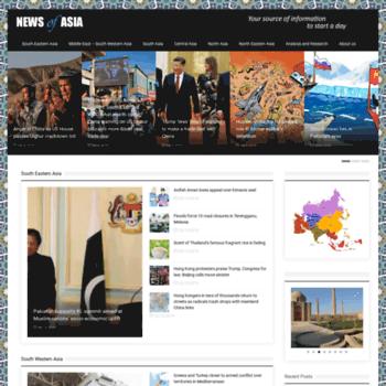 Newsofasia.net thumbnail