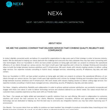 Nex4.net thumbnail