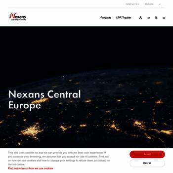 Nexans.ua thumbnail