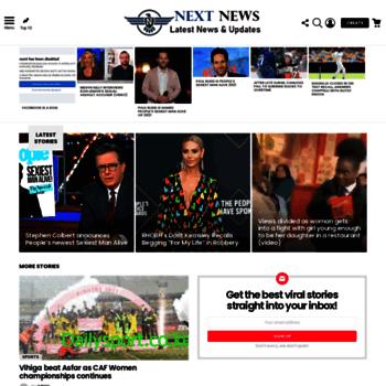 Nextnews.org thumbnail
