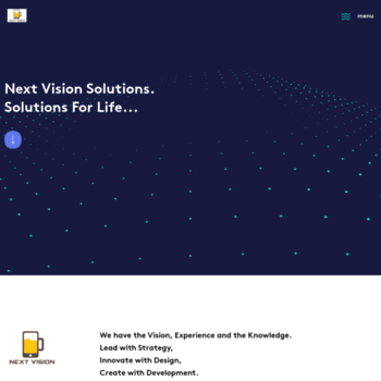 Nextvisionsolutions.in thumbnail