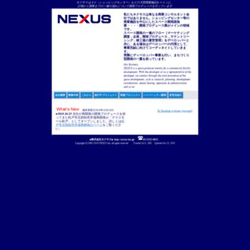 Nexus-inc.jp thumbnail