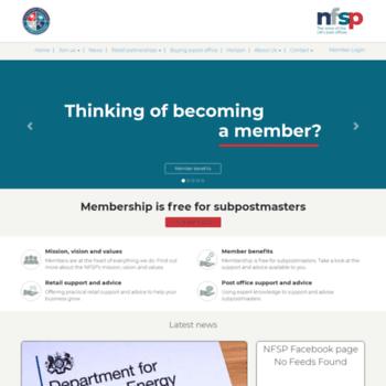 Nfsp.org.uk thumbnail