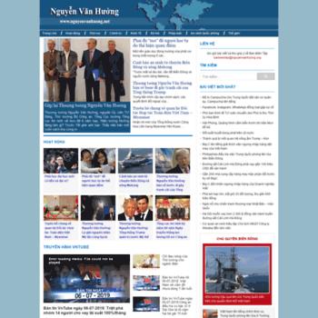 Nguyenvanhuong.net thumbnail