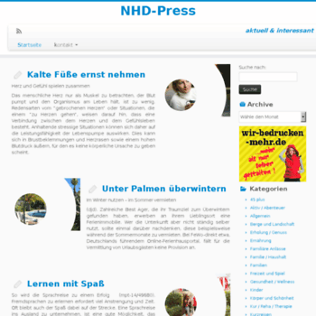 Nhd-press.net thumbnail