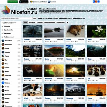 Nicefon.ru thumbnail