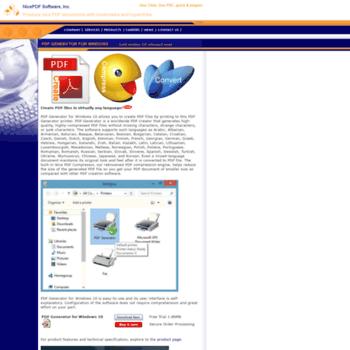 nicepdf com at WI  PDF Generator for Windows 10 64-bit by