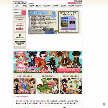 Nicotto.jp thumbnail