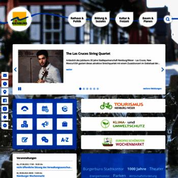 Nienburg.de thumbnail