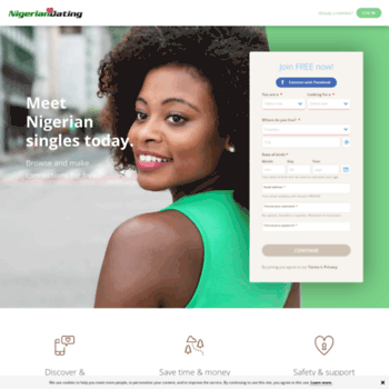 Nigeria dating chating site