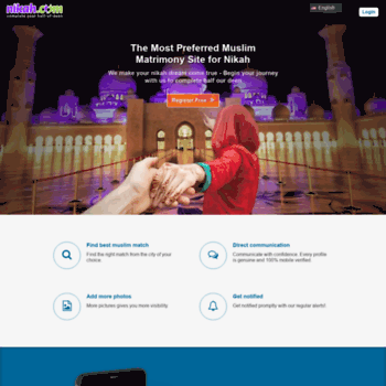 nikahsearch com at WI  Muslim Matrimony,Muslim Marriage,Muslim