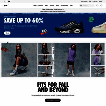 Nike.com thumbnail
