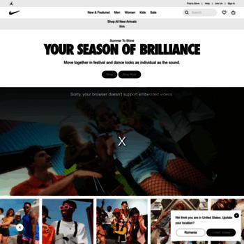 Nike.ro thumbnail