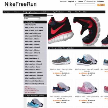 Nikefree-runsko.net thumbnail