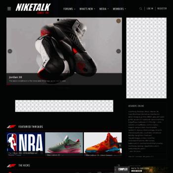Niketalk.com thumbnail