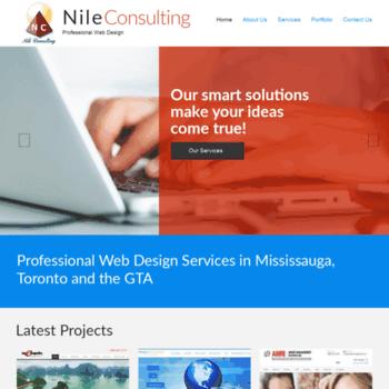 Nileconsulting.ca thumbnail