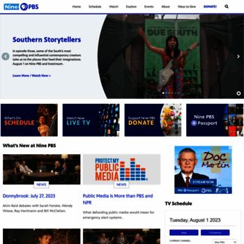 Ninenet.org thumbnail