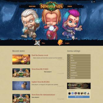 Ninjawars.ru thumbnail